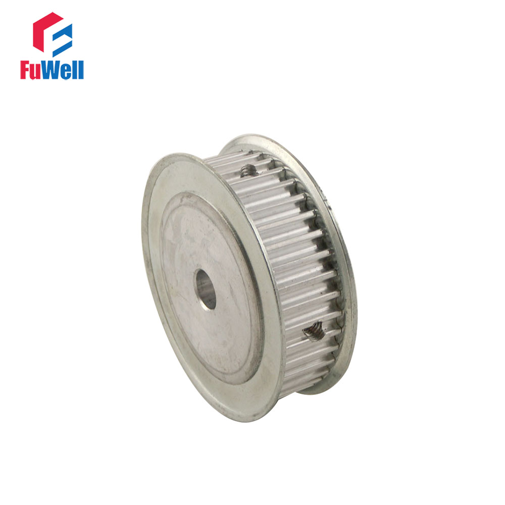 HTD 5M 40T Timing Pulley 6/8/10/12/14/15/16/17/20/25mm Inner Bore 5mm Pitch 21mm Belt Width Aluminum Alloy Timing Belt Pulley 2pcs htd5m 12t timing pulley 5 6 6 35 8 10mm inner bore 5mm pitch 21mm belt width 12teeth timing belt synchros pulleys