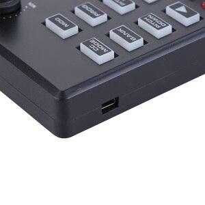 Image 3 - Worlde Panda mini Portable Mini 25 Key USB Keyboard and Drum Pad MIDI Controller