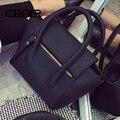 Coro Popular Serie bolsos de cuero famoso diseñador de la marca bolsas mujeres de hombro sólido, mujeres top-mango remache crossbody bolsa señora