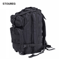 30L Outdoor Camping 3P Military Tactical Backpack Nylon 600D Unisex Cycling Hiking Sports Climbing Bags 6