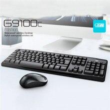 1pc Wireless Mouse Keyboard Set Combo Desktop Computers Notebooks Universal 2.4G Wireless One Machine For Windows 7/8/xp/vista
