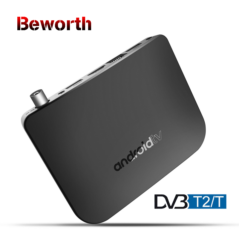 M8S PLUS DVB-T2/T Android 7.1 TV Box Amlogic S905D Quad Core 1GB 8GB 1080P 4K 30fps Youtube Google Play Store Smart Media Player android 7 1 1gb 8gb dvb t2 quad core ott bt4 0 h 265 mpeg 4 dvb t2 tv tuner support netflix youtube google 4k smart set top box