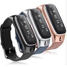 M6 smart watch браслет спорт умный браслет bluetooth браслет гарнитура наушники мониторинга сна для android и ios