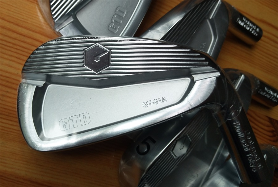 2019 GTD  GT-01A  Original  Iron Head   Silver  Forged   Golf Iron Head  Black  Silver  Driver  Wood  Iron   Putter