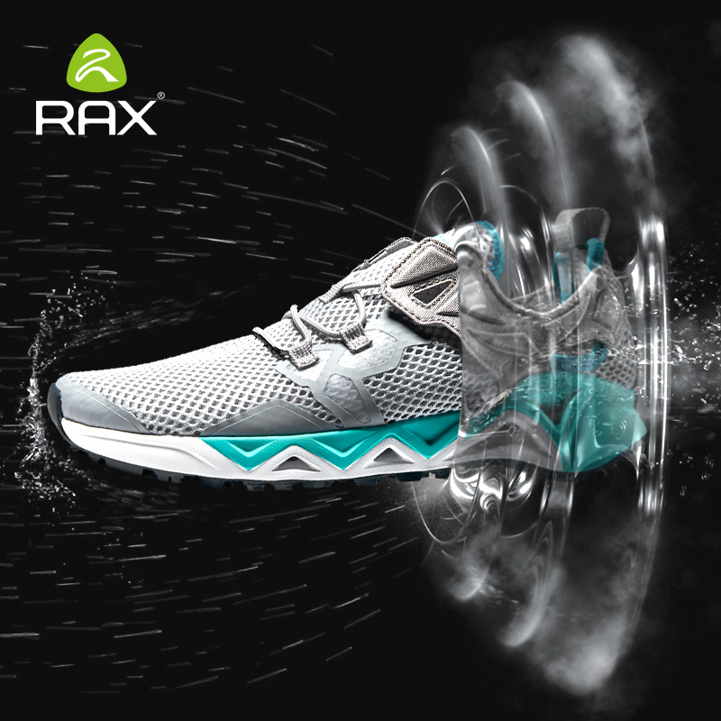 RAX New Men Women Summer Hiking Shoes Breathable Upstream Shoes Trekking Aqua Shoes Outdoor Fishing Camping Sneaker Men 2017 new spring imported leather men s shoes white eather shoes breathable sneaker fashion men casual shoes