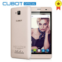 CUBOT הד 5.0 Inch 3000 mAh סמארטפון Smartphone טלפון נייד אנדרואיד 6.0 2 GB RAM 16 GB ROM MTK6580 Quad טלפון נייד ליבה