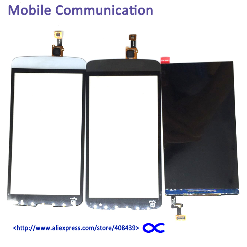 ФОТО D331 LCD Touch Screen For LG L bello D331 D335 D337 Display Touch Panel Digitizer