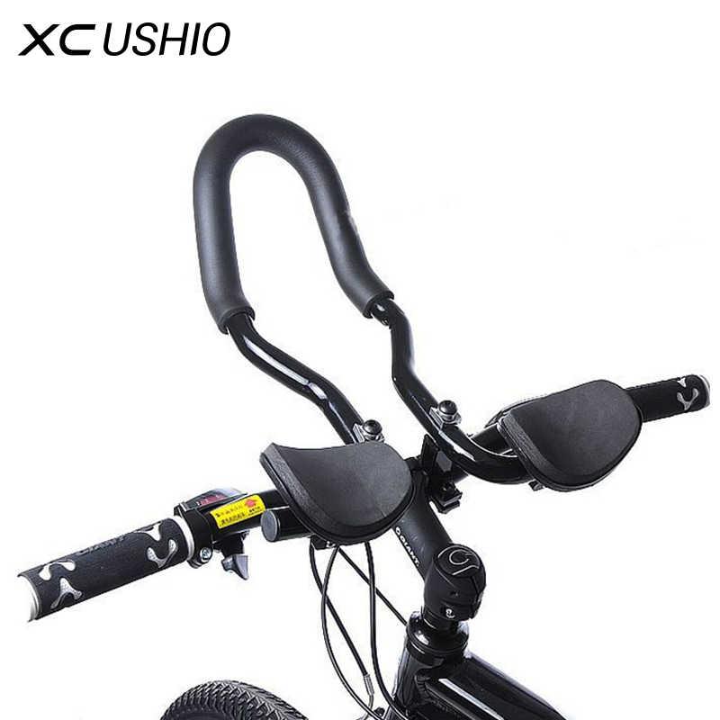 Road Bike Aluminium Frame Racing Bicycle MTB Relax Rest Armrest Handlebar Mens//W