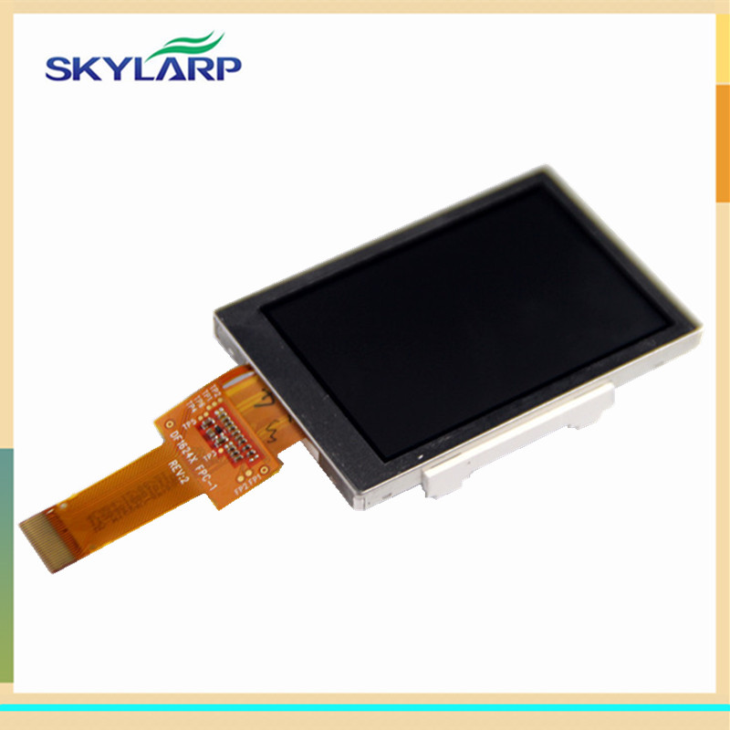 skylarpu LCD Screen Module panel for Garmin Astro GPS MAP 60csx 78sc 76CSx 62 62s astro 320 220 (without touch) skylarpu 2 2 inch lcd screen module replacement for lq022b8ud05 lq022b8ud04 for garmin gps without touch