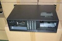 Server chassis 3U300 industrial control server monitoring mac pro chassis short industrial contro supports m ATX computer case