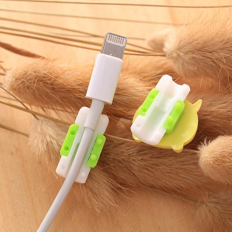 10 шт./лот, Защитная пленка для кабеля передачи данных, защитный чехол для iPhone, usb-кабель для зарядки