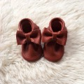 Luggage Genuine Leather Baby Shoes Handmade Infant Shoe