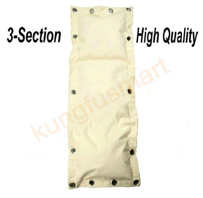 Wing Chun Ip Man 3-Sections sac de frappe Kung Fu boxe sac mural sac de sable Jeet Kune Do sac d'entraînement