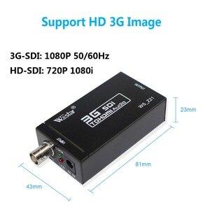 Image 3 - Wiistar SDI إلى HDMI ، 3G SDI ، HD SDI إلى HDMI UHD 1080P محول رقمي ، نقل الصوت والفيديو متزامن