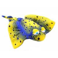 Free Shipping Ray Fish 42cm Plush Toys Small Size Cartoon Stuffed Animals Cushion Kids Toys The