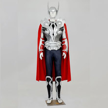 Hot movie Avengers : Age of Ultron cosplay Thor cosplay costume superhero outfit for halloween Christmas day role-playing party