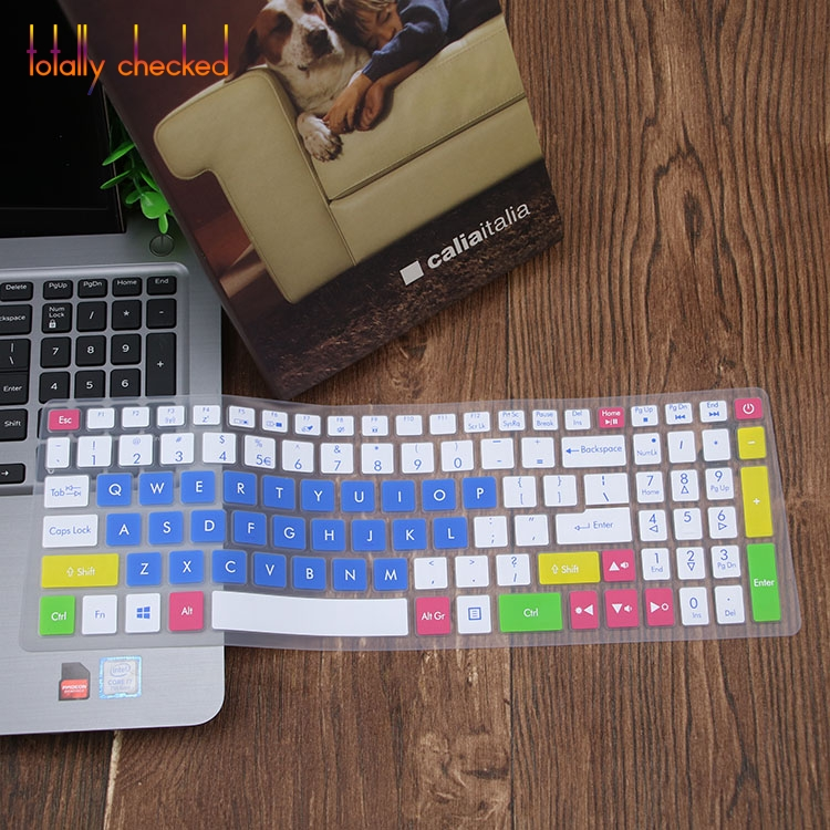 "Keyboard Protective film Cover skin Protector for 15.6"" Acer Predator Helios 300 Gaming Laptop"