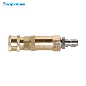 Image 3 - Car Washer Nozzle Tips Multiple Degrees,1/4 inch Quick Connector 5 Packs 3.0 GPM Pivoting Coupler and 7 Spray Nozzle Tips