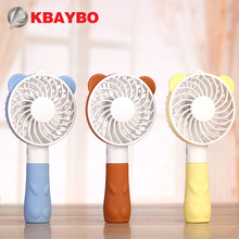 Rechargeable Fan USB Portable Desk Mini Fan USB Electric Air Conditioning Small Fan Angle Adjustable for Office home gift