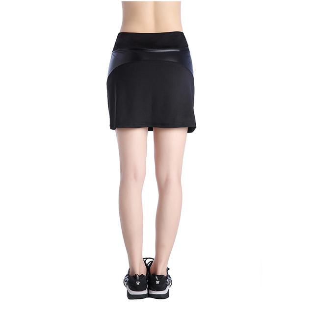 EAST HONG Women's Golf Badminton Skorts Sports Tennis Running Short Skirts