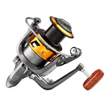 Spinning Reel with Free Spare Metal Spool Smooth 5.2:1 Gear Ratio 13+1BB Left right Hand Fishing Reel 10BB Fishing Coils все цены