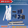 Más tarde posible! kit JPIN JTAG Molex Flex JPIN 35 en 1 + Soporte isp ISP Atf