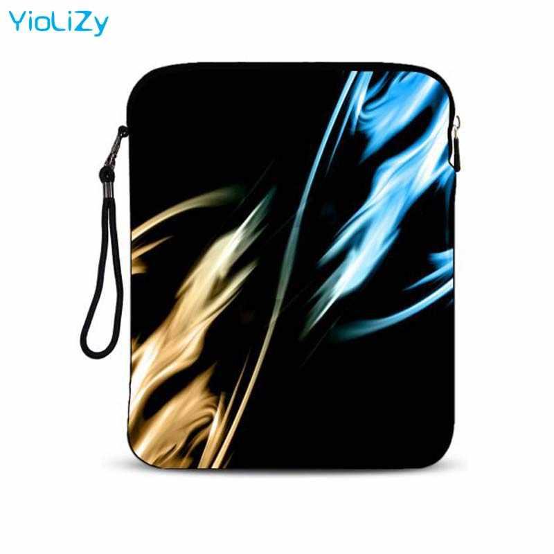Aanpassen 9.7 inch laptop tas tablet tas 10.1 notebook beschermhoes mini Case PC Cover pouch Voor xiaomi mipad 2 IP-hot1