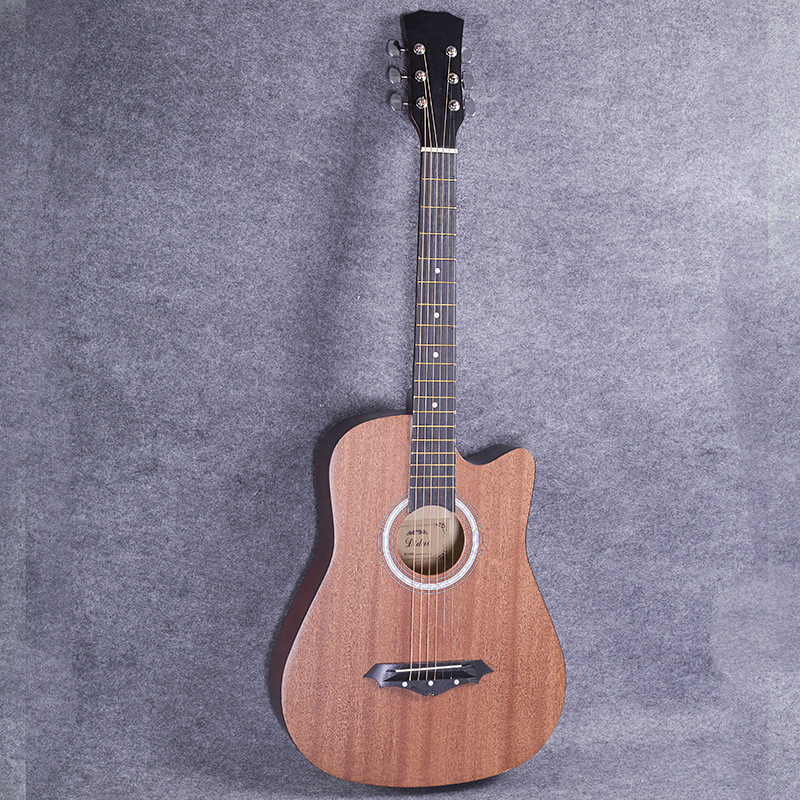38-13 38 Acoustic guitar high quality guitarra Musical Instruments with guitar strings triol корм для мелких и средних попугаев с мёдом