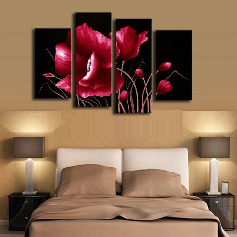 rosso camera da letto vernice-acquista a poco prezzo rosso camera ... - Pitture Camera Da Letto