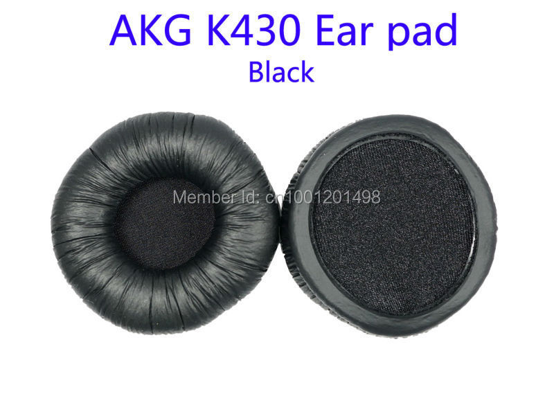 Zamijenite jastučić za uši za AKG K430 slušalice (umetci za uši / jastuci za slušalice) Originalni jastučići za uši Autentični štitnici za uši