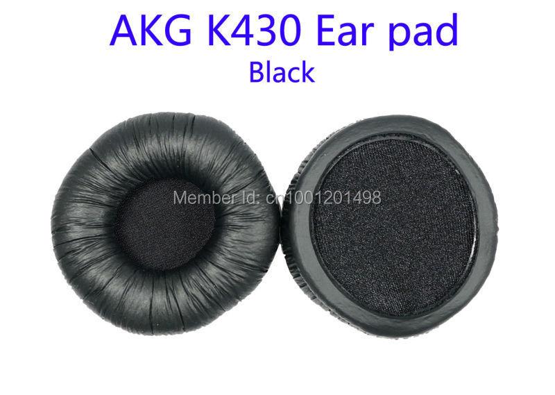 Ganti bantalan telinga untuk Headset AKG K430 (Penutup telinga / bantalan headphone) Penutup telinga asli, Penutup telinga otentik