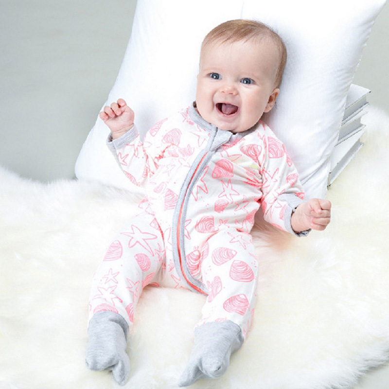 Infant Climb Clothes Baby Clothing Winter 2017 New Style Cotton Fashion Baby Boy Girl Clothes Spring Long Sleeves Newborn Romper