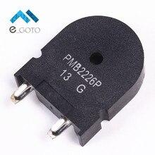 10 шт. pmb2226p пьезоэлектрический Piezo пассивный электронный звуковой сигнал черный эхолот Динамик 20.24×14.75 мм
