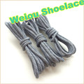(20 pairs/lot) Weiou round rope shoe lace 125cm/49'' Sport polyester shoe laces customized shoestring for sneakers kids shoes