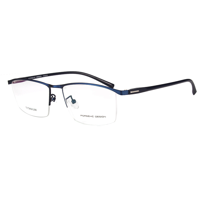 Handoer Business Optical Glasses Frame for Men Eyewear Spectacles Glasses Optical Prescription Frame P9902 in Men 39 s Eyewear Frames from Apparel Accessories