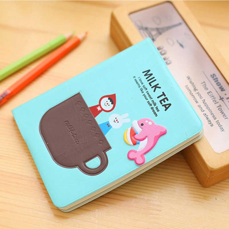 1 pacote/lote estilo coreano dos desenhos animados animal adesivo 3d bolha pvc baleias gato scrapbooking adesivo deco embalagem crianças adesivos etiqueta