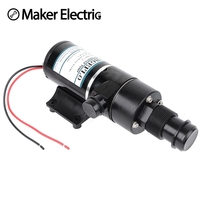 MP 4500 12 12v dc dc Sewage Macerator Pump 45L/min Centrifugal Water Pump bilge Sewage Pump