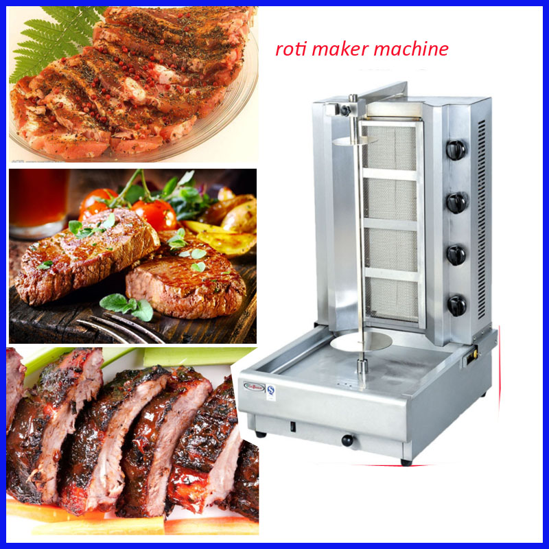 Automatic roti maker for home use