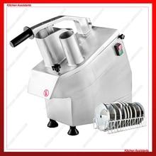 HLC300 многофункциональное коммерческое устройство резки овощей и фруктов, спиральное электрическое устройство для фри, овощерезка 220 В 110 В