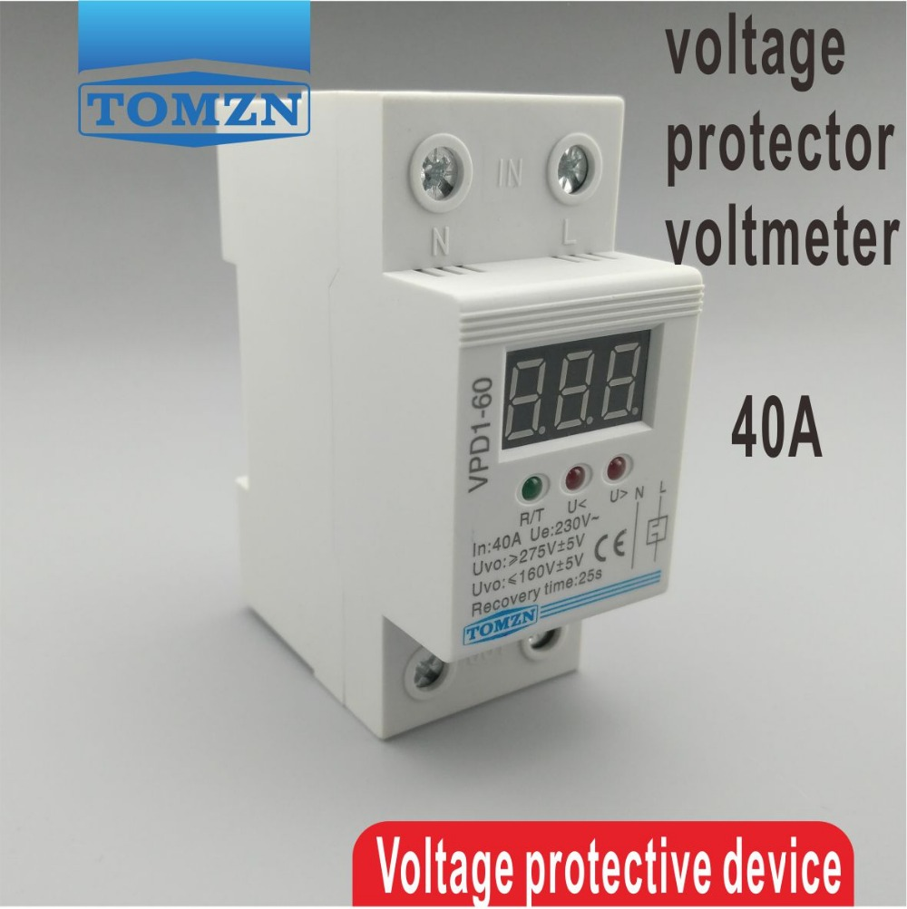 For The Above Ac Mains Over Voltage Under Voltage Protection Circuit