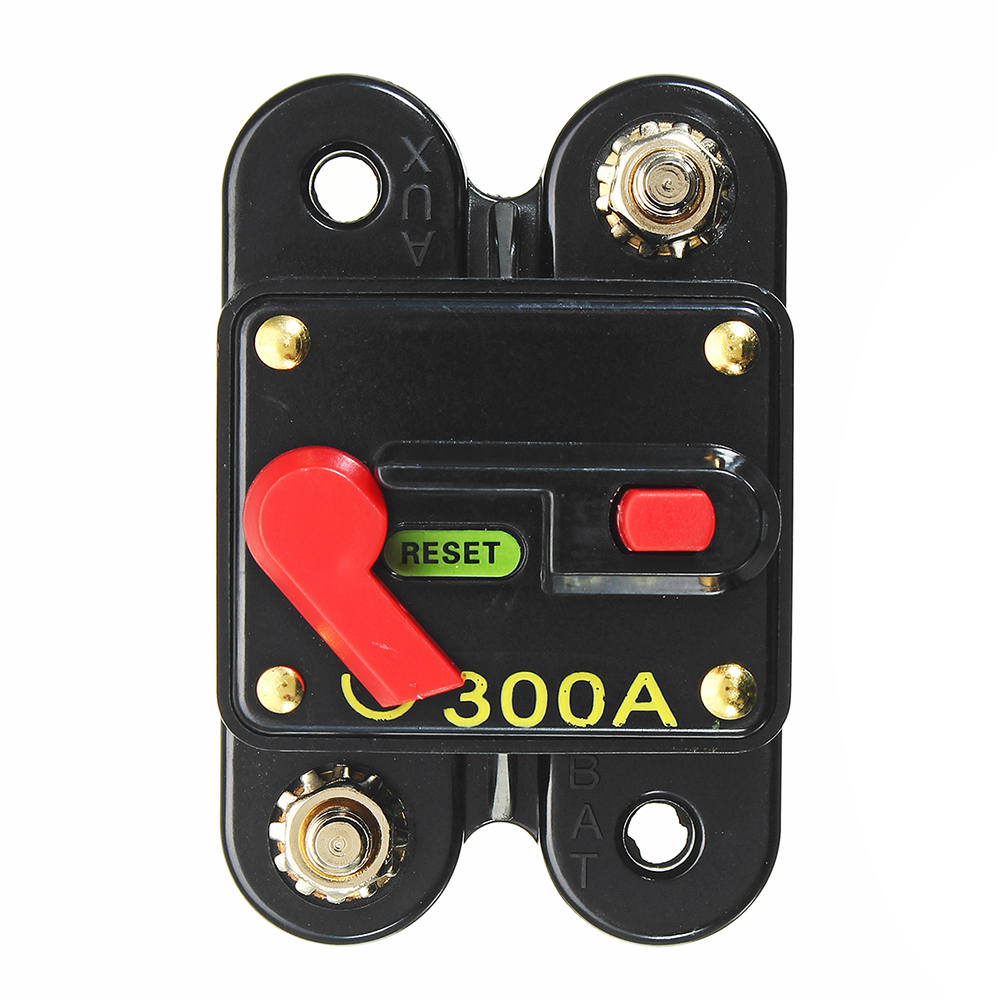 150 Amp 12v Dc Circuit Breaker Replace Fuse 150a 12 24v Dc Fast Free