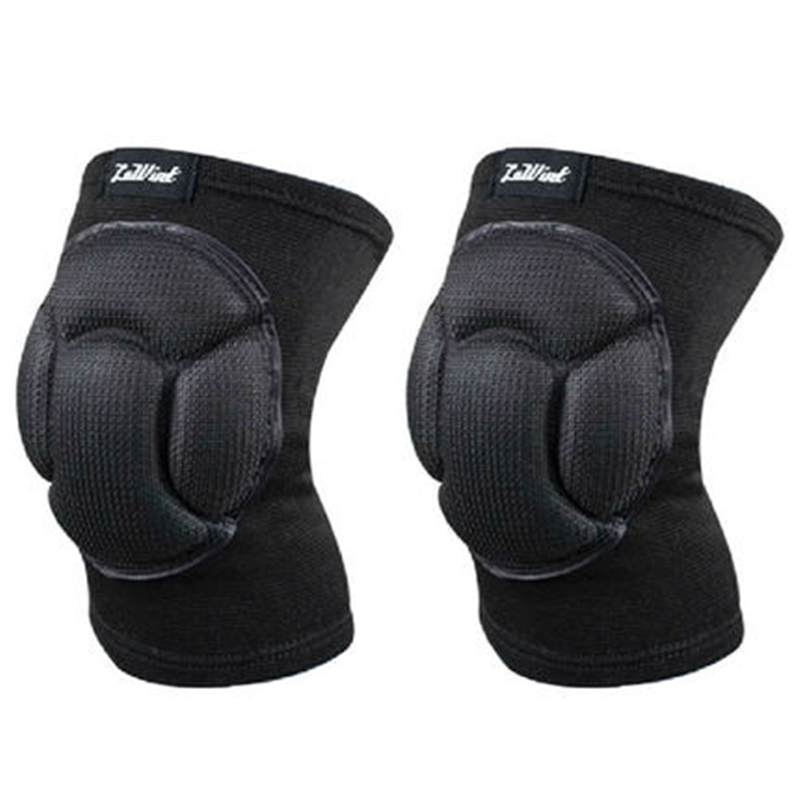High quality Goalkeeper knee guard shin Protectors volleyball kneepad dance sport knee-cup Adult kid hip hop basketball knee pad