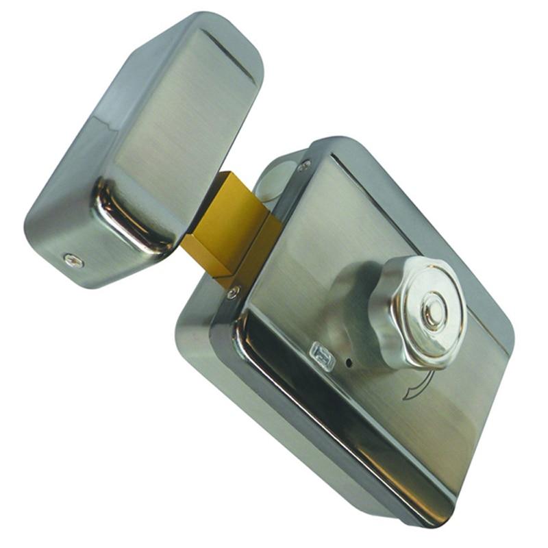 Iron Gear Wheel Mute Electric Lock  Access cotnrol electric lock electric iron ladomir 64k
