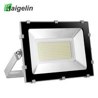 4 PCS/LOT Kaigelin NEW 5th 200W LED Flood Light Waterproof LED Floodlight Outdoor LED Spotlight Garden Landscape Projector