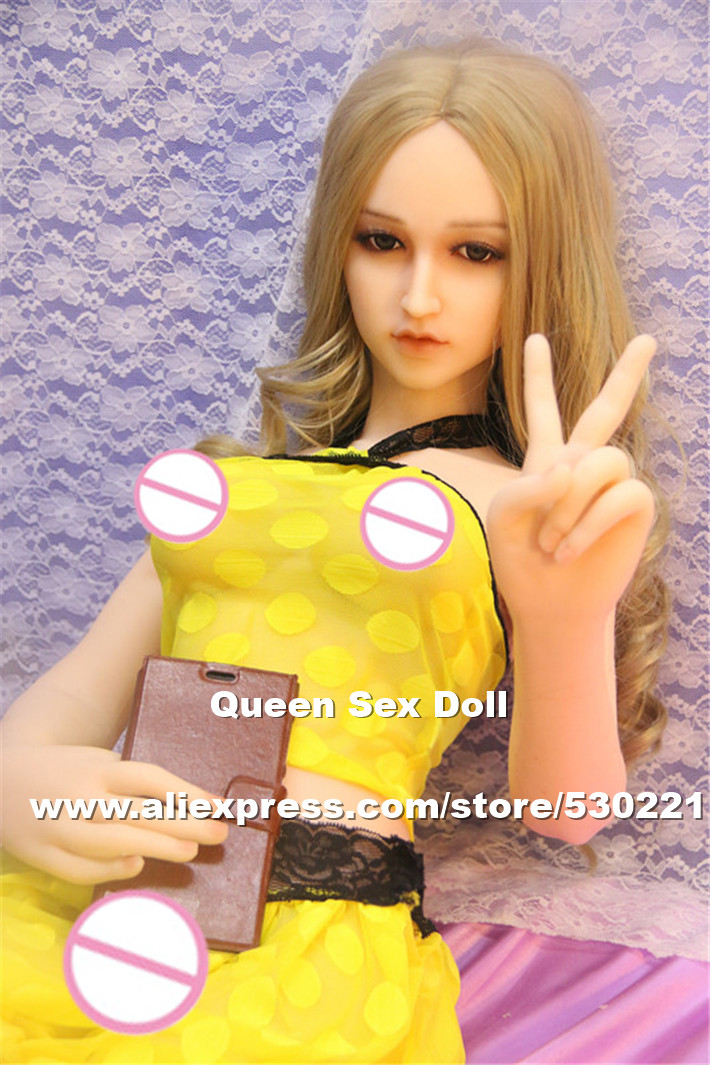 NEW Top quality 125cm real silicone font b doll b font real life font b sex