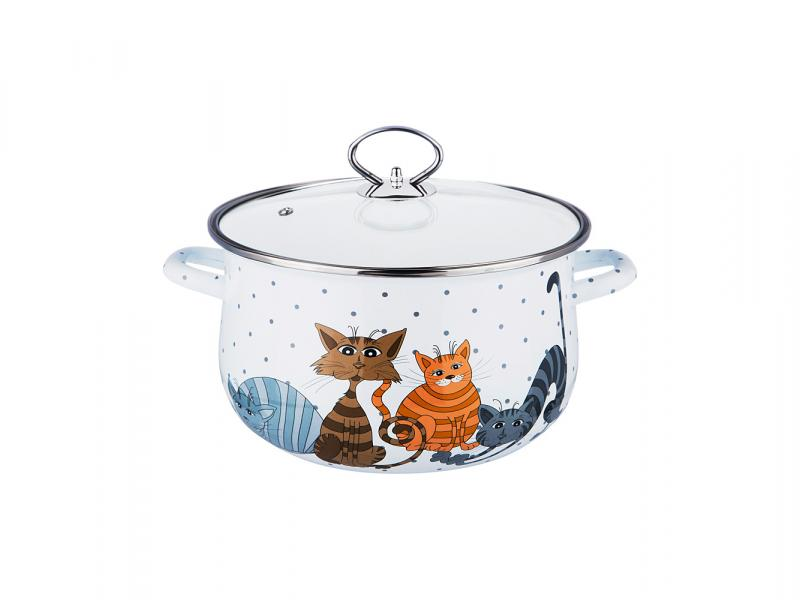 Pan AGNESS, Naughty cats, 2,7 L meade l t a very naughty girl