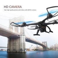 JJR/C JJRC X1G 5,8 Г FPV RC Дроны с 600TVL Камера Бесщеточный 2,4 г 4CH 6 оси quadcopter игрушки RTF VS Syma X8G X8SW X8SC