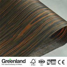 Деревянный стол с винирами 250x60 см