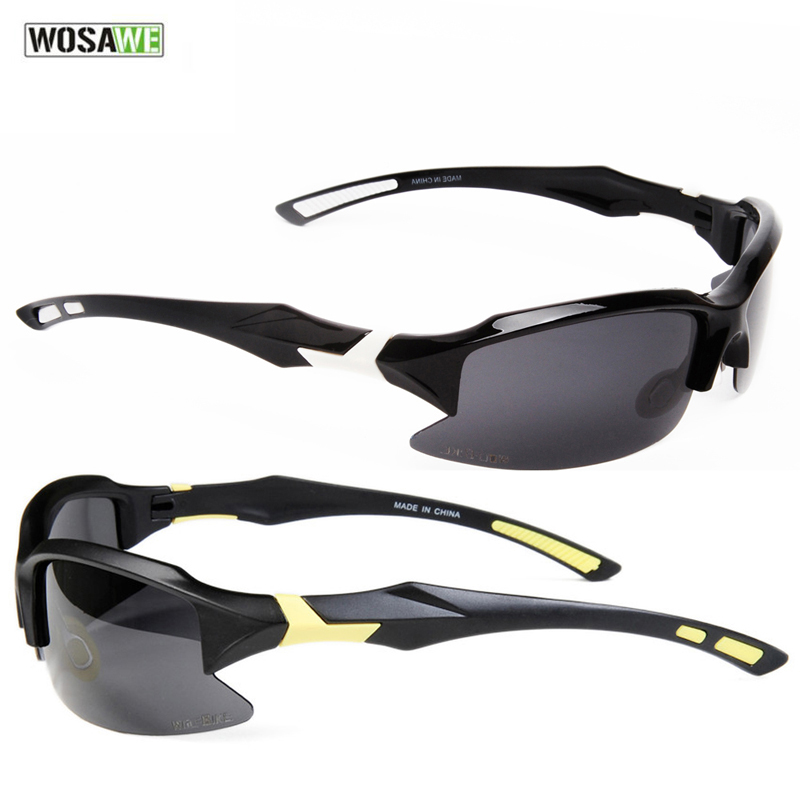 64c6465f191 WOSAWE Sports Sunglasses Polarized Cycling Glasses Men Women Bicycle Eyewear  Hiking Running Fishing Sports MTB Goggles Eyewear