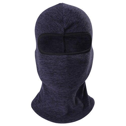 Fleece Face Mask Hat Neck Warmer Outdoor Sport Balaclava Windproof Hood WST 04